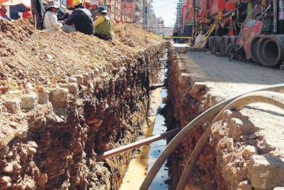 Sistemas de alcantarillado y drenajes