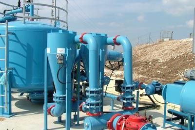 Sistemas de reciclaje y reusos de agua