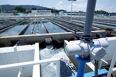 Sistemas de agua potable